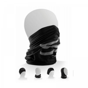 3D HeadTube - Black