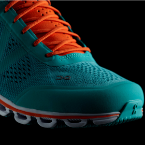 Cloudflow Atlantis/Flame (Women's)