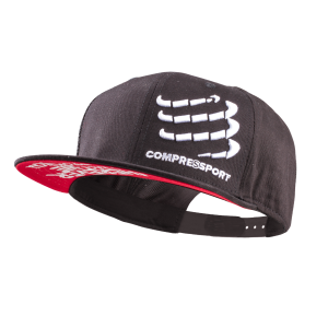compressport flat cap