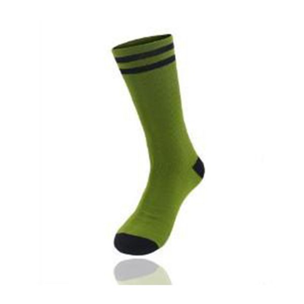 ANTU Merino Wool Mid Calf Waterproof Socks Green