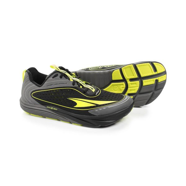 Altra Torin 3.5 Mens Shoe Black/Neon