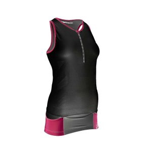 Compressport TR3 Ultra Tank Top W Black