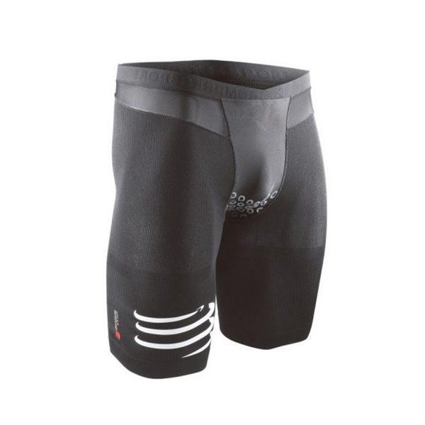 Compressport Brutal TR3 Mens Shorts V2 Black
