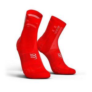 Compressport Racing Socks V3.0 Ultralight Bike Red