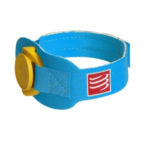 Compressport Timing Chip Band - Ice Blue