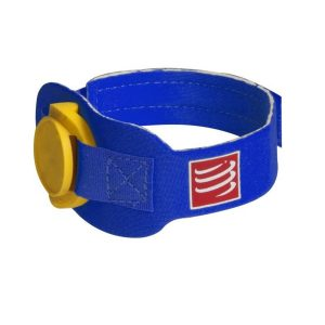 Compressport Timing Chip Band - Blue