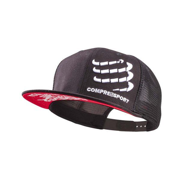 Compressport Trucker Cap - Black