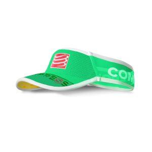 Compressport Ultralight Visor V2 Green