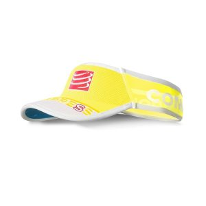Compressport Ultralight Visor V2 Yellow