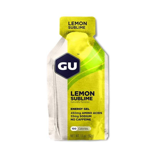GU Lemon Sublime Gel