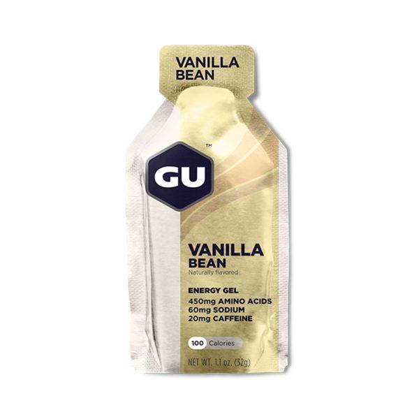 GU Vanilla Bean Gel