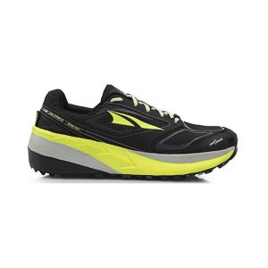 Altra Olympus 3.0 Mens Shoe Black/Yellow