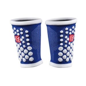 Compressport SWEAT band 3D.Dots - BLUE