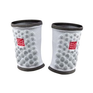Compressport SWEAT band 3D.dots - WHITE