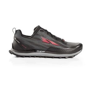 Altra Trail Shoe Superior 3.5 Mens Black/Red