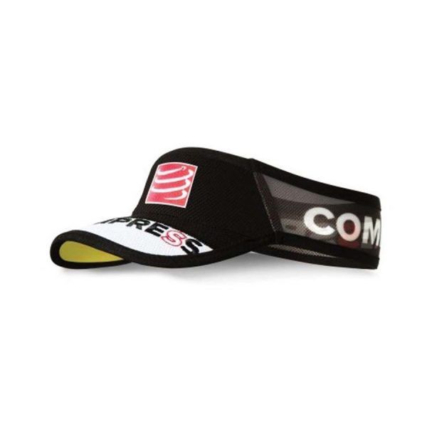 Compressport Ultralight VISOR V2 BLACK